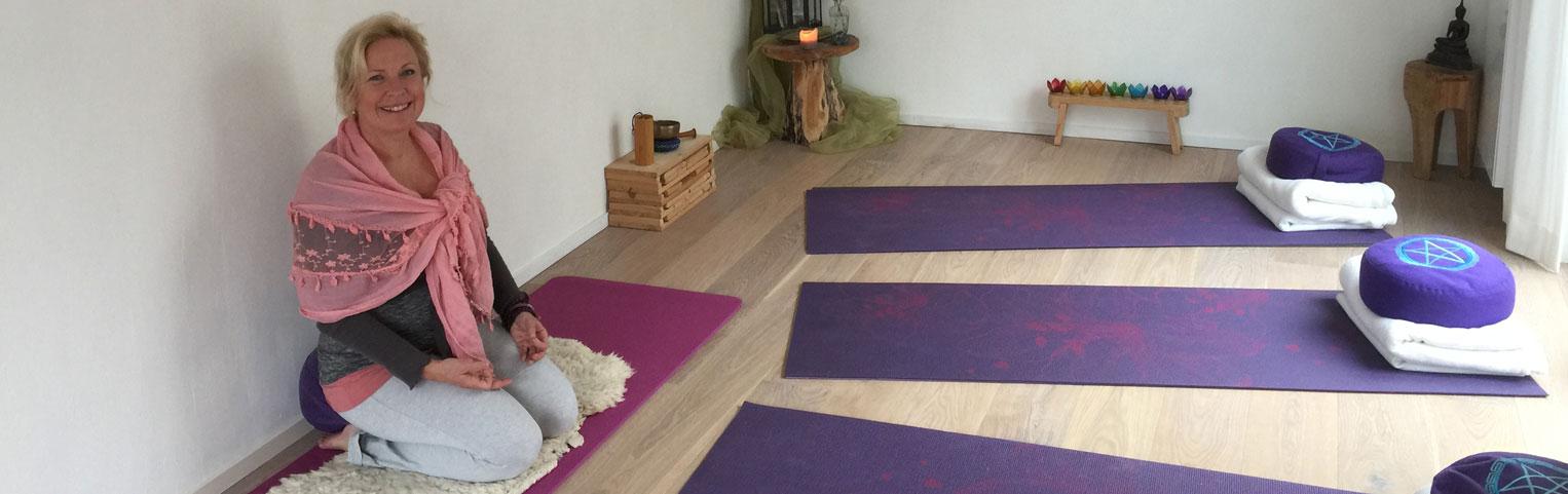 September: Nazomeren met Dru Yoga