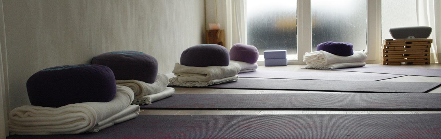 Kom tot rust met Dru Yoga