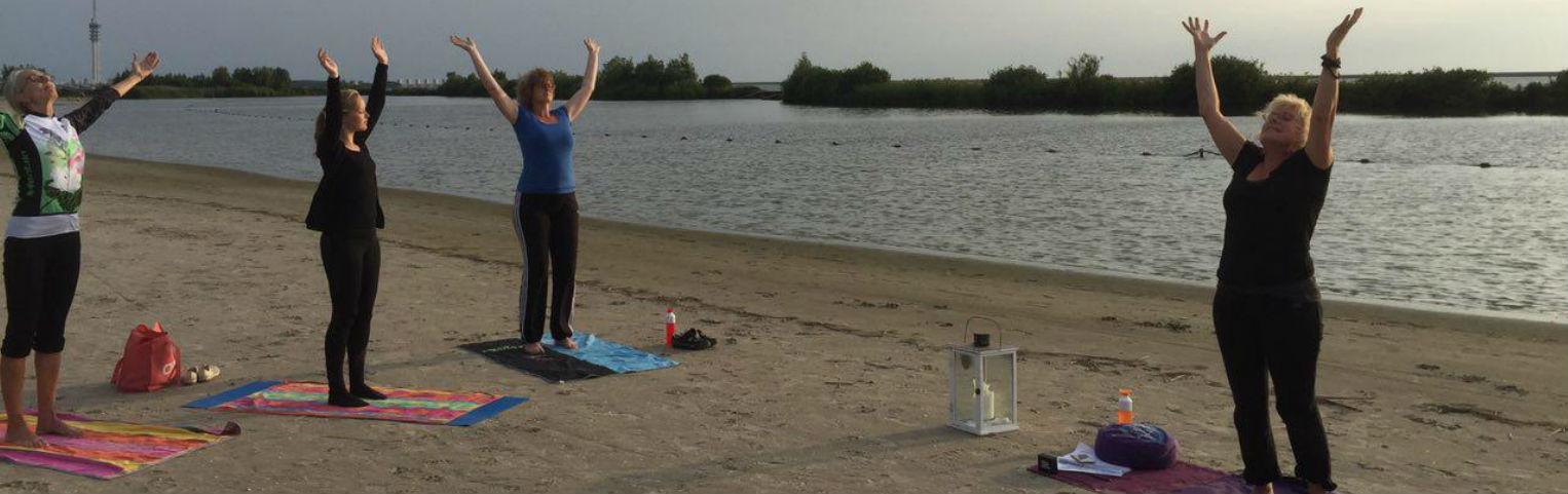 Zomer Dru Yoga!