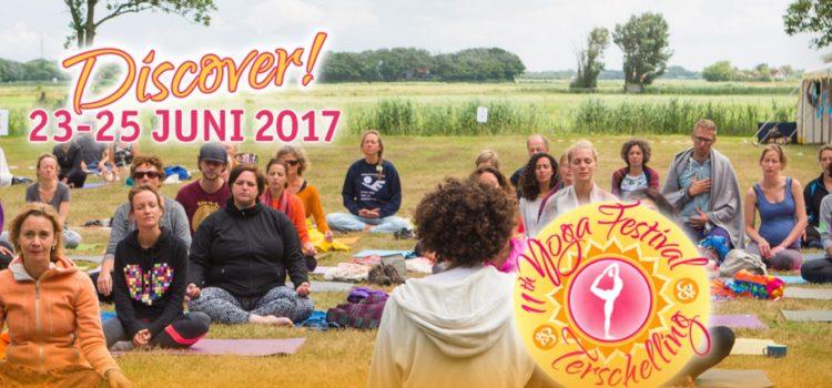 Tip: Kom naar het Yoga Festival 2017